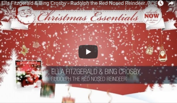 our favorite uncommon christmas song