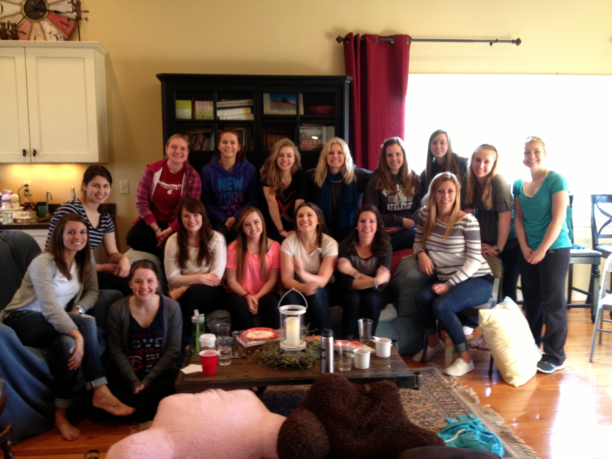 WSU cru women's retreat