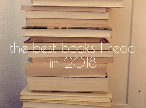 the best book I read in 2018